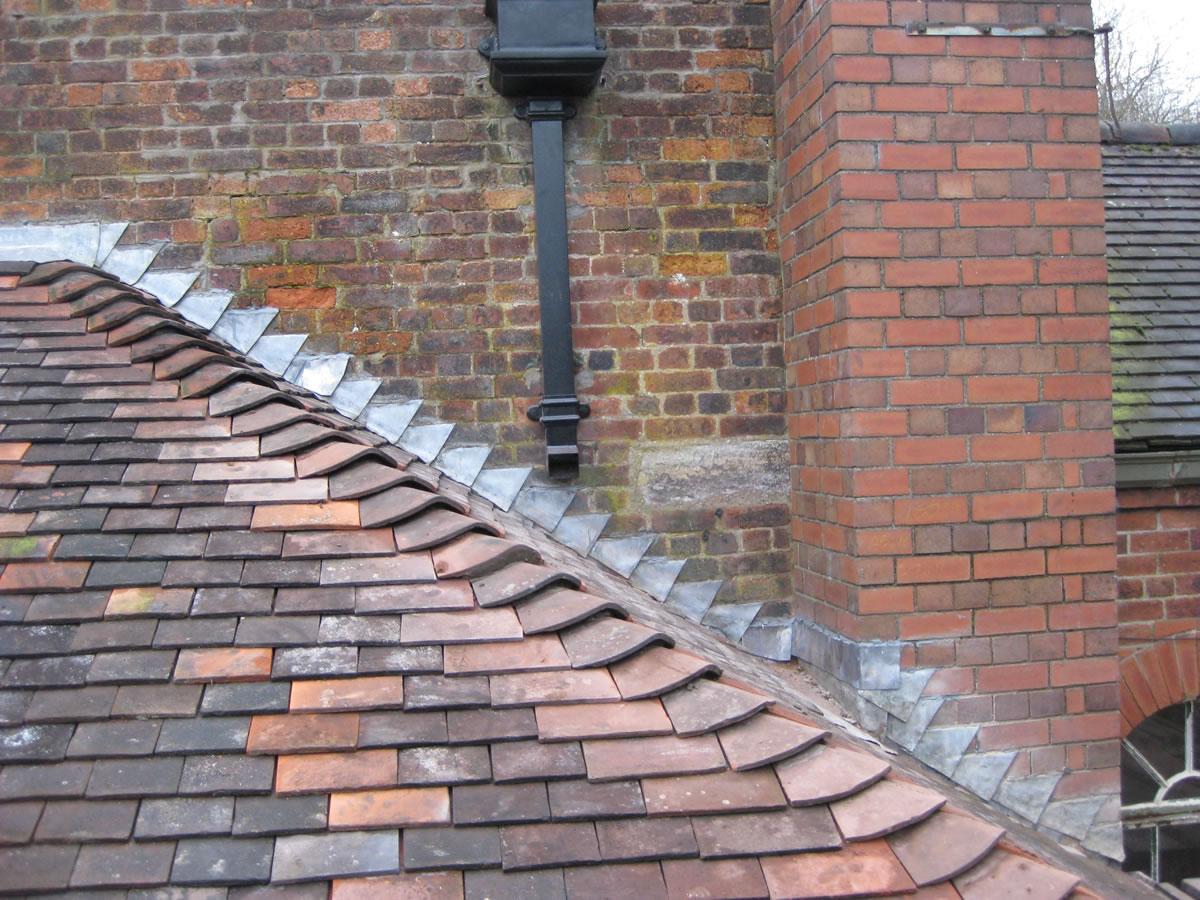 Full Roof Refurbishment Longsdon Staffordshire