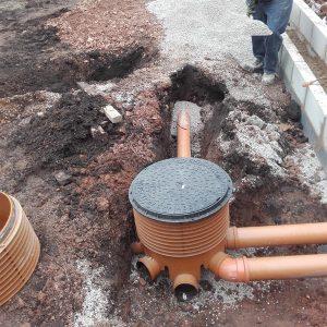 Install Drains Longsdon